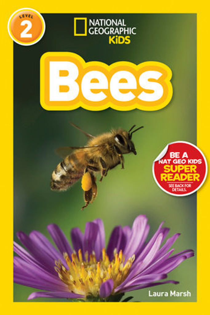 Nat Geo Readers: Bees