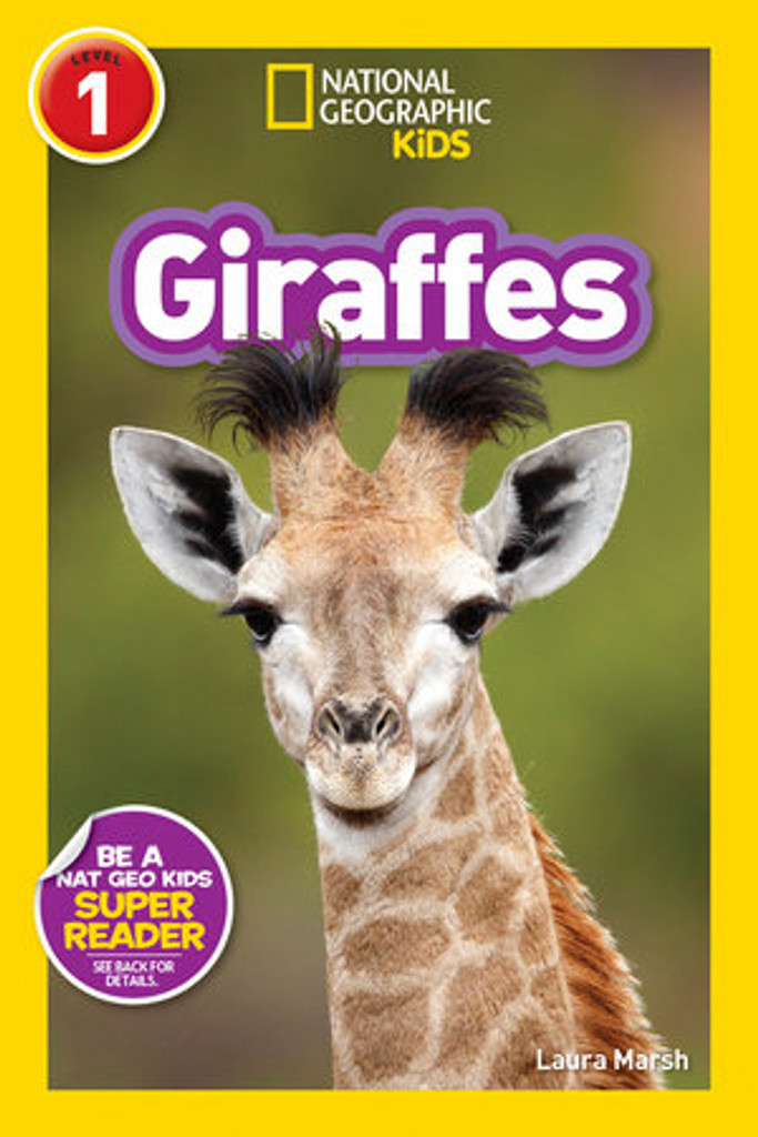 Nat Geo Readers: Giraffes