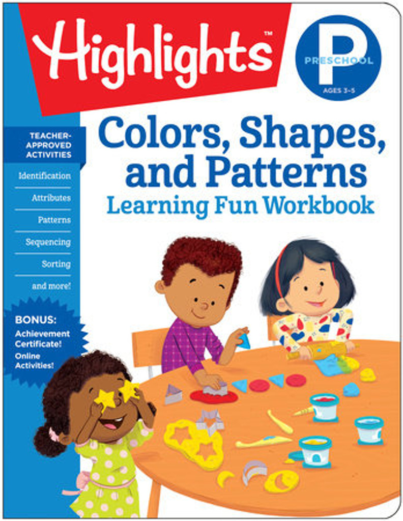 Preschool Colours, Shapes & Patterns