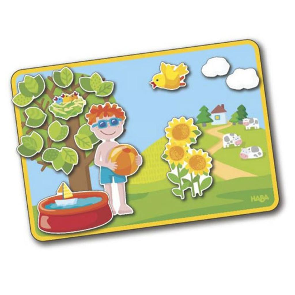 The Seasons Magnetic Game Box