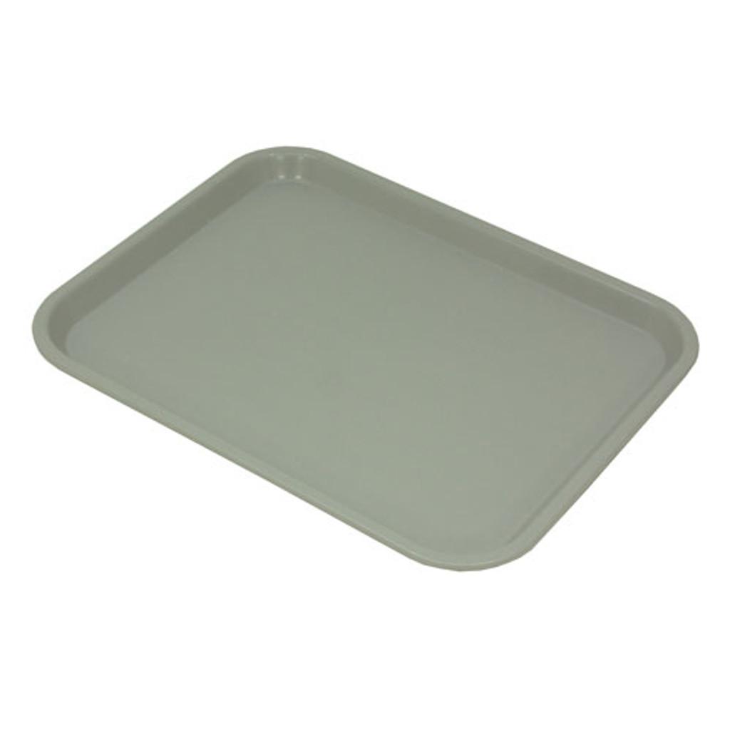 Plastic Tray, grey