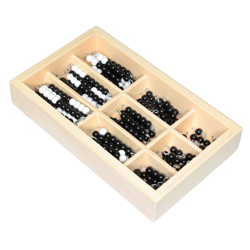 Black & White Bead Set