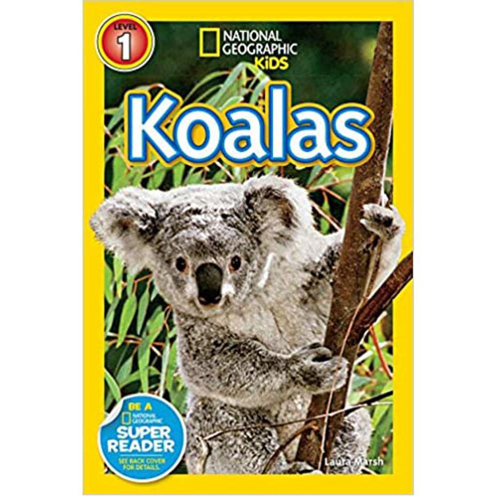 Nat Geo Readers: Koalas