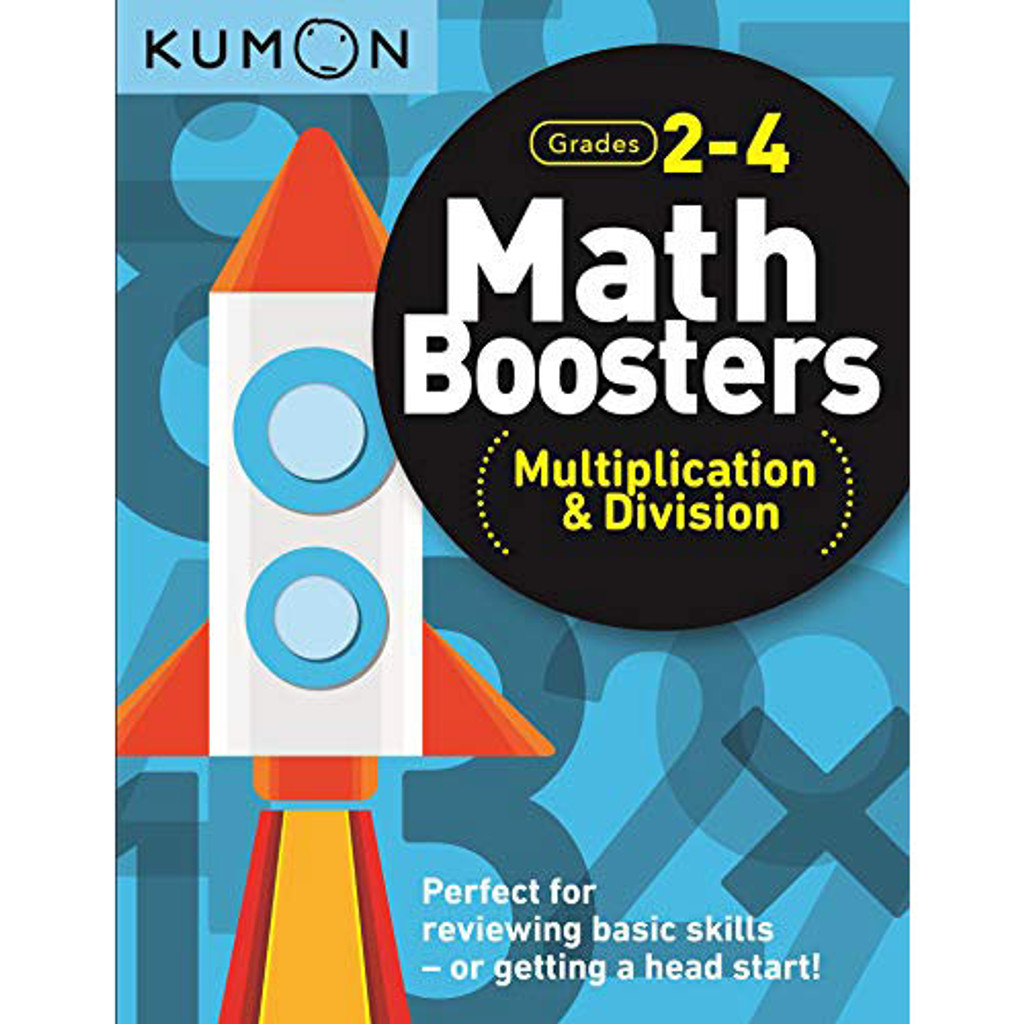 Math Boosters: Multiplication & Division