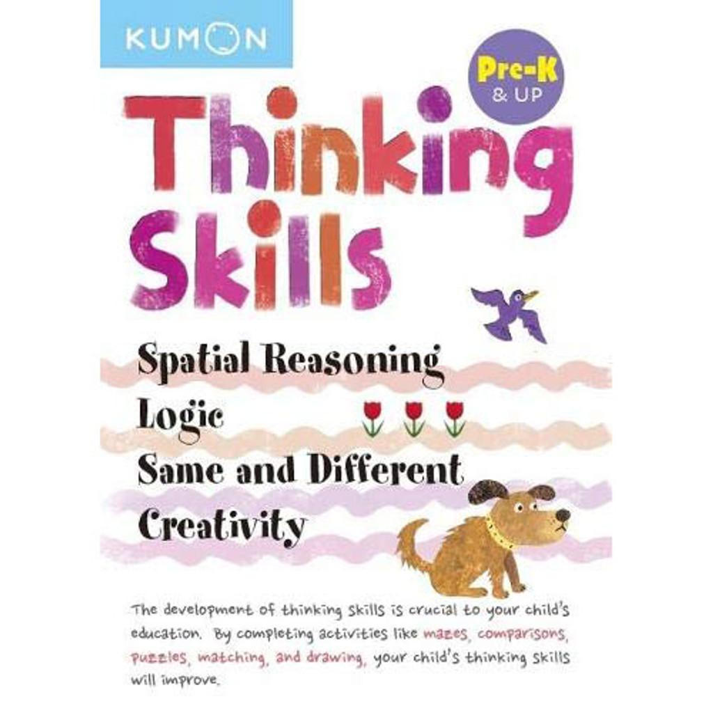 Thinking Skills: Pre-K