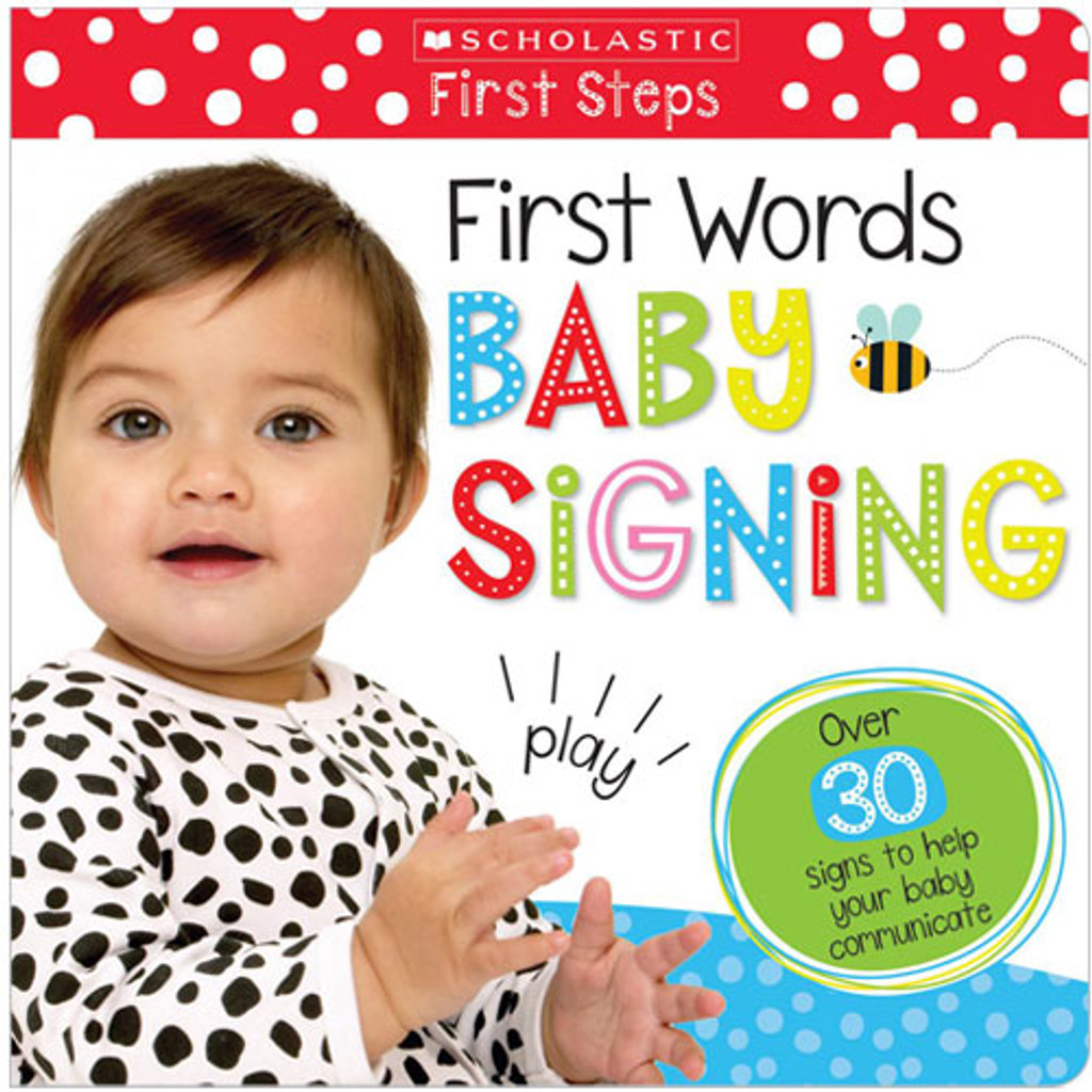 First Words Baby Signing