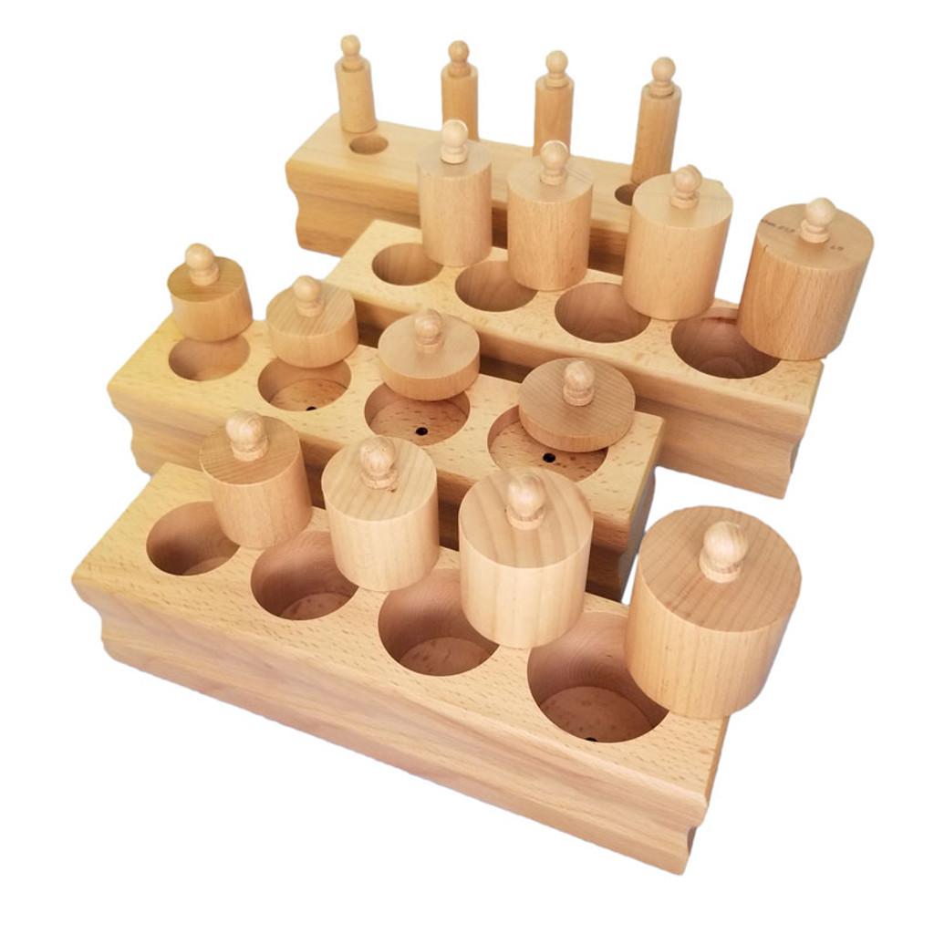 Small Cylinder Blocks
