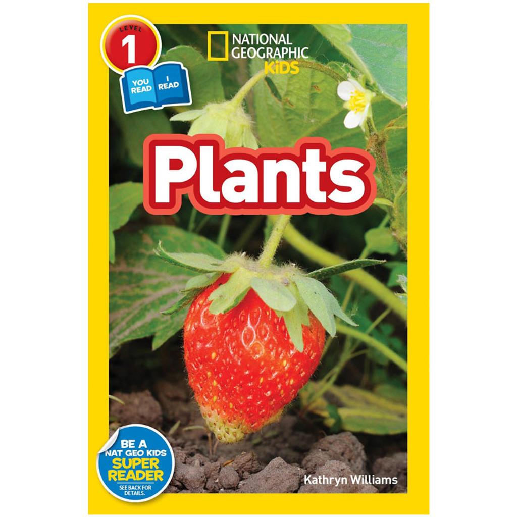 Nat Geo Readers: Plants
