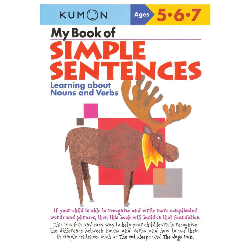 My Book Of Simple Sentences