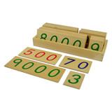 Large Number Tablets 1-9000