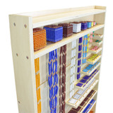 Cabinet for Bead Material