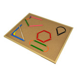 Geometry Sticks with Workboard