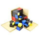 Trinomial Cube