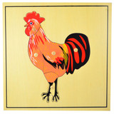 Rooster Puzzle