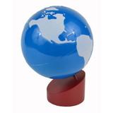 Sandpaper Globe