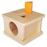 Box with Triangular Prism