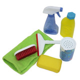 Spray, Squirt & Squeegee Set