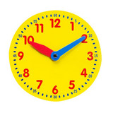 Magnetic Demonstration Clock