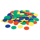 Colour Counters, pack of 100