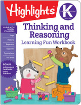 Kindergarten Thinking and Reasoning