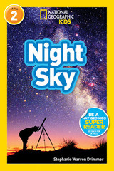 Nat Geo Readers: Night Sky