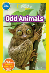 Nat Geo Readers: Odd Animals