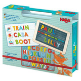 ABC Expedition Magnetic Game Box