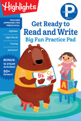 Preschool Read & Write Practice Pad