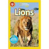 Nat Geo Readers: Lions