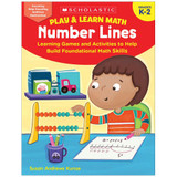 Play & Learn Math: Number Lines