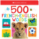 500 French-English Words