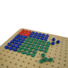 Square Root Pegboard