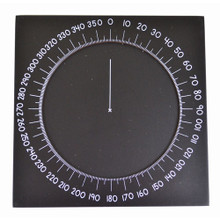 Centesimal Circle and Protractor