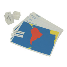 Geography Nomenclature Cards