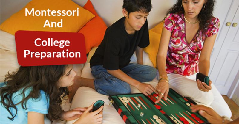 How Montessori Can Prepare Your Child For College