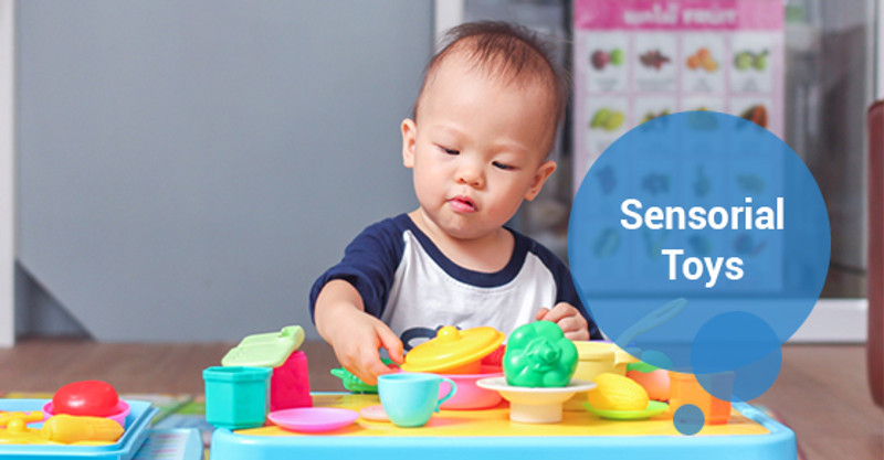 Sensorial Toys: When And How To Use Them