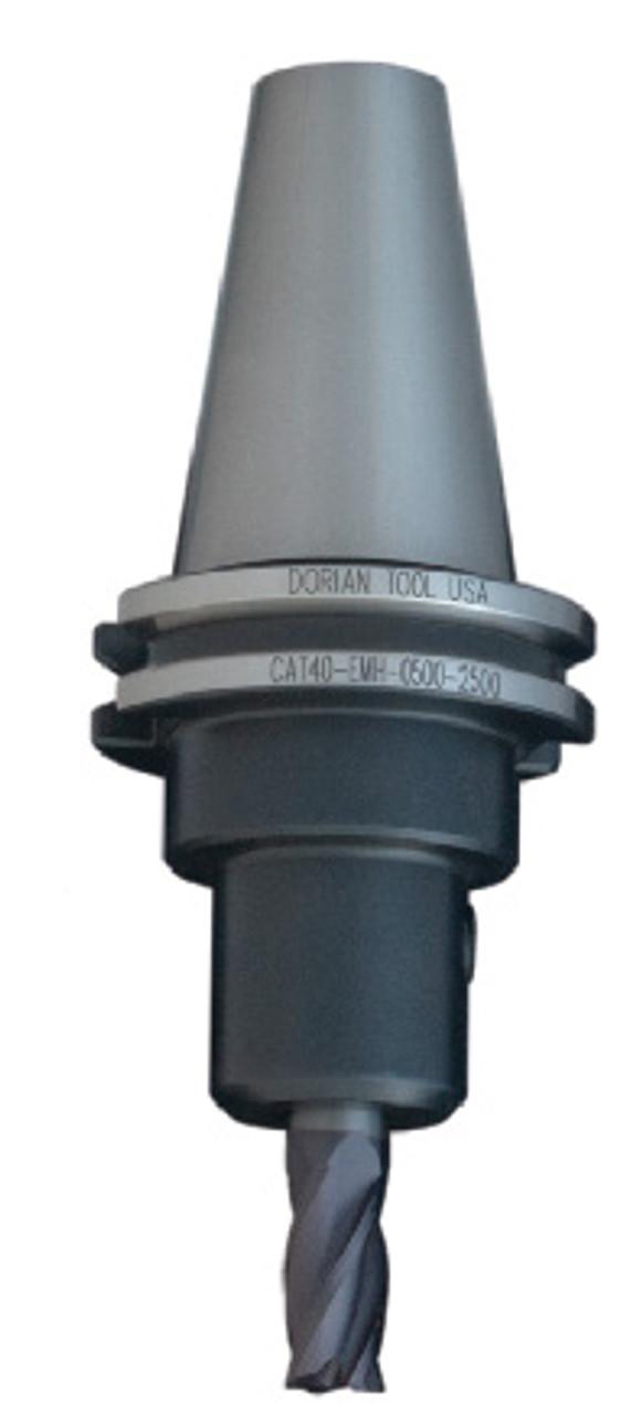Mitsubishi Materials VFHVRBD1000R20N090 VFHVRB Series Carbide Impact Miracle Corner Radius End Mill 2 mm Corner Radius 4 Irregular Helix Flutes 90 mm Neck Length Short 10 mm Cut Dia 15 mm LOC