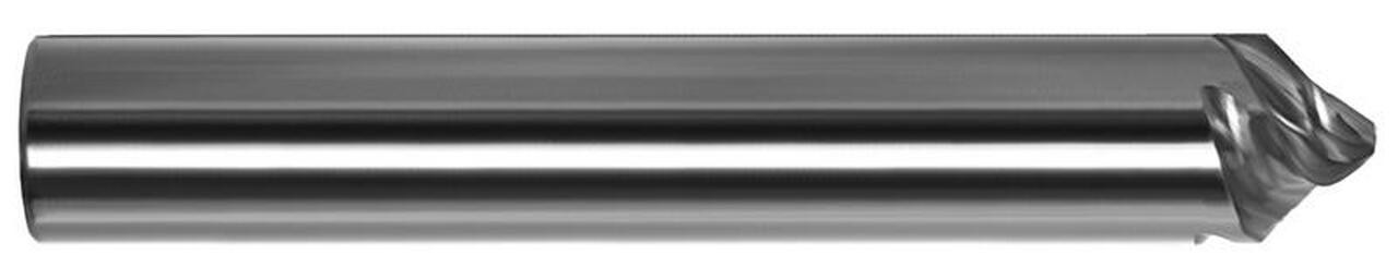 Spiral Flute Carbide Chamfer Mill | RTJ Tool Company