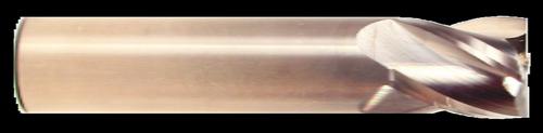 4 Flute, Stub Length, Uncoated Carbide End Mill   RTJTool.com