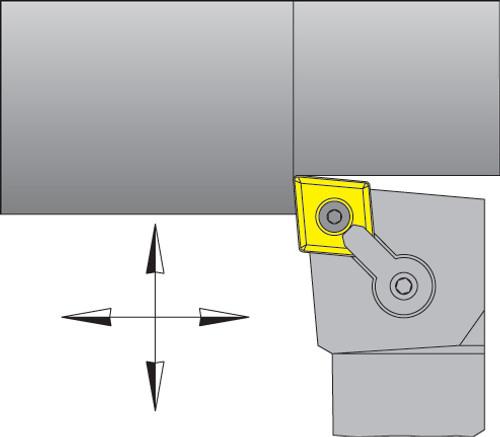 CNMG Carbide Insert Holder| Dorian Tool | RTJTool.com