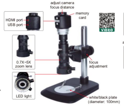 INSIZE Digital Measuring Microscope - ISM-DM40