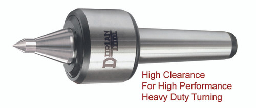 Dorian Heavy Duty Live Center, Extended Point | RTJ Tool Company