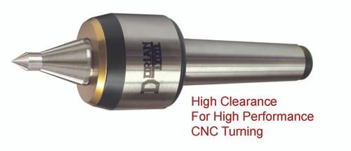 CARBIDE POINT CNC High Speed Live Center   60º Extended Medium Slim