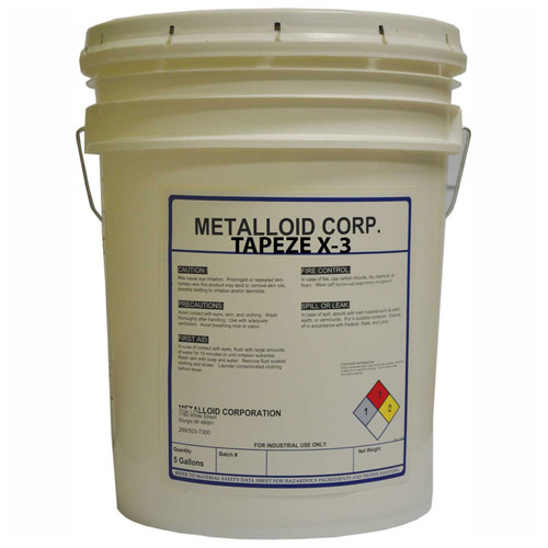 TAPEZE X-3 Tapping Fluid | RTJ Tool Company