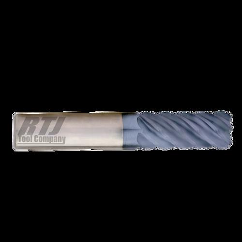 "1//16/"" Dia 2 Flute Double End Stub AlTiN Carbide End Mill USA #56618 1//8/"" LOC"