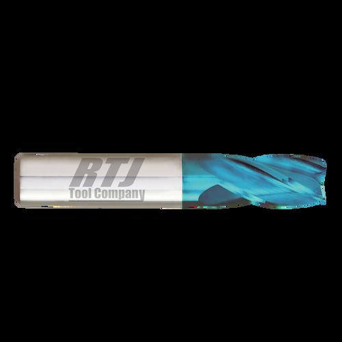 3 Flute Carbide End Mill   RTJTool.com
