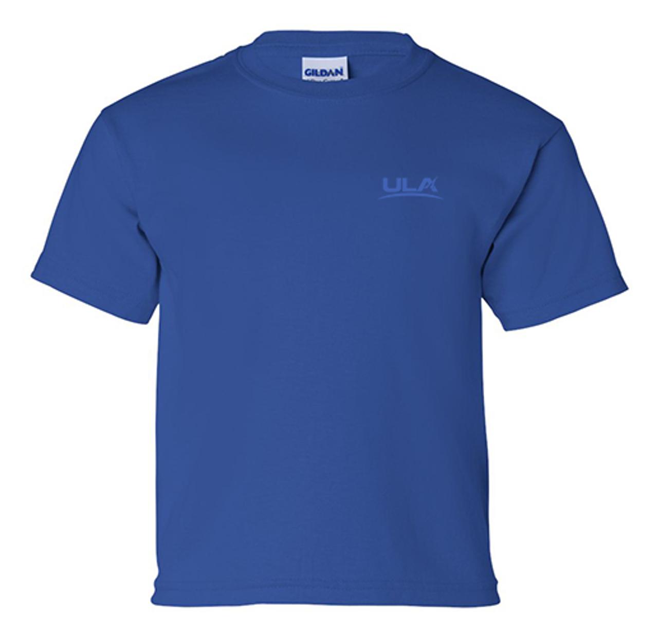 95f834ca Gildan Ultra Cotton Youth T-Shirt - United Launch Alliance