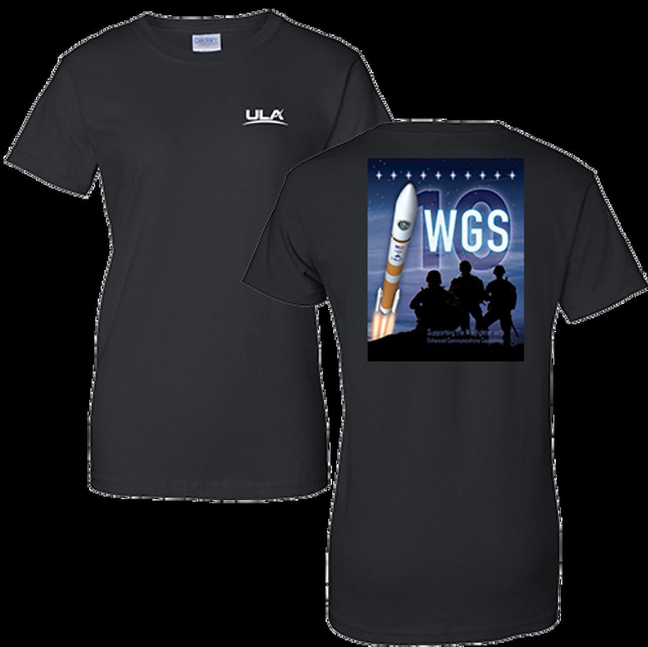 396fd260 WGS-10 Women's Short Sleeve T-Shirt - United Launch Alliance