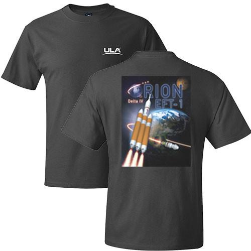 442e659e EFT1 Men's Short Sleeve T-shirt - United Launch Alliance