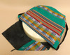 """Andean Woven Drum Bag 16"""""""